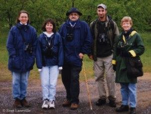 Piste cyclable - Trois-Rivières -1 juin 2000